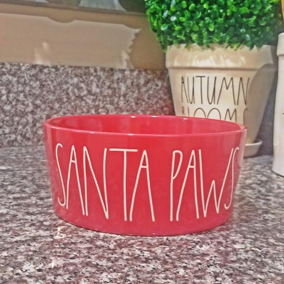 Rae Dunn Christmas Bowls.Rae Dunn Christmas Dog Bowl